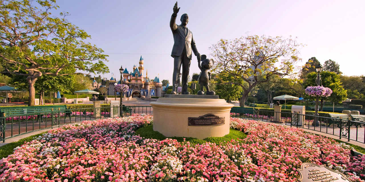 En vedette : Disneyland Resort
