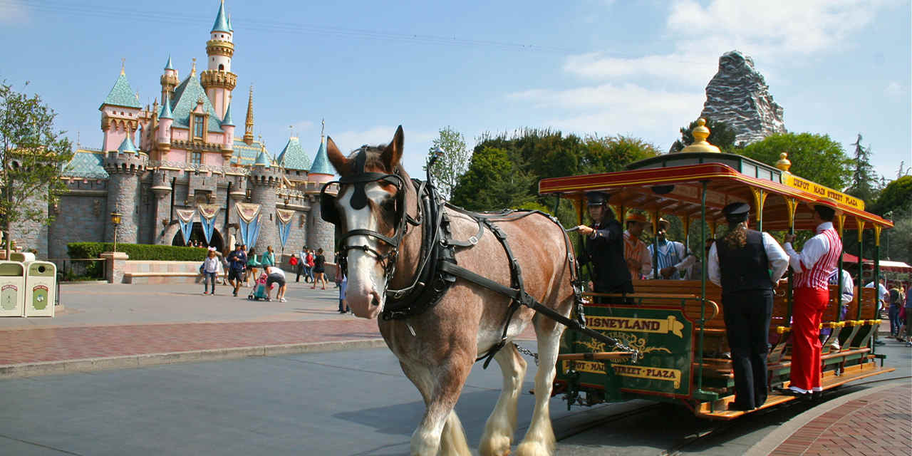 Getting Around Disneyland Resort