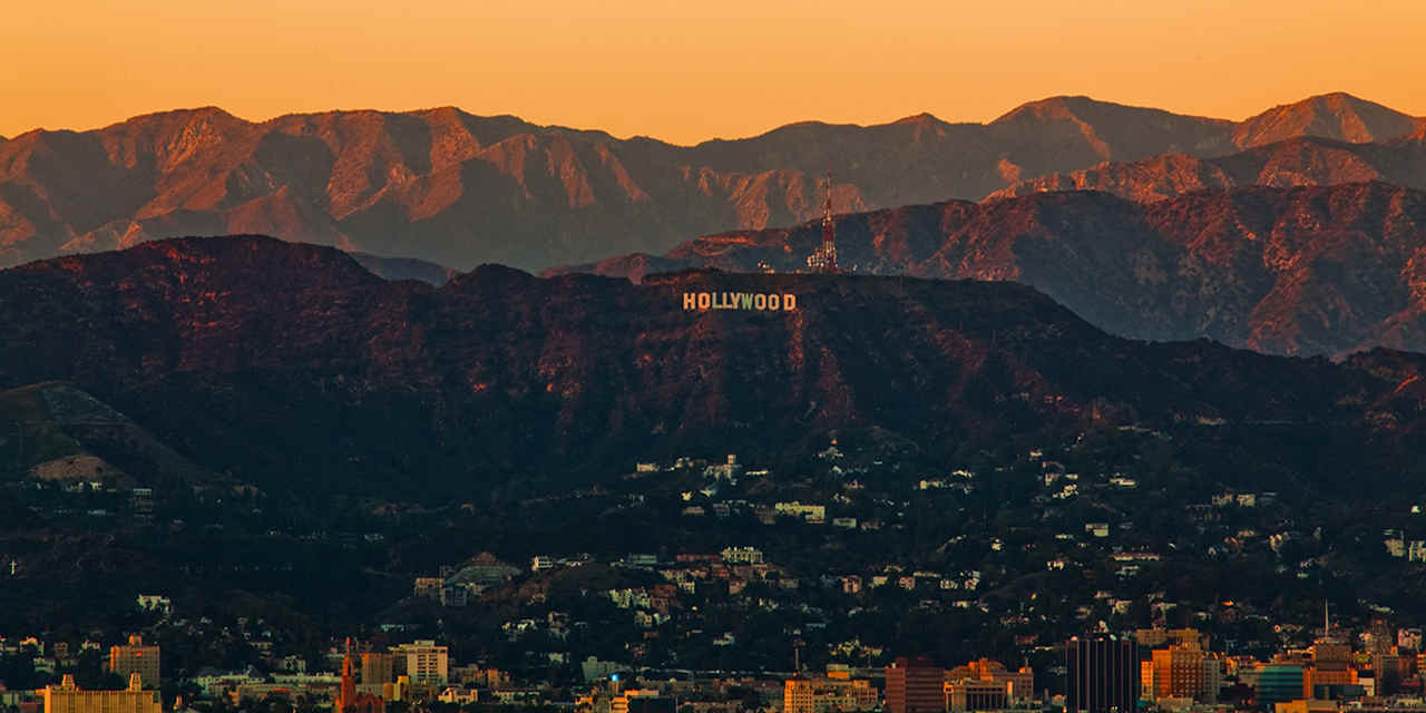 Le Hollywood Sign