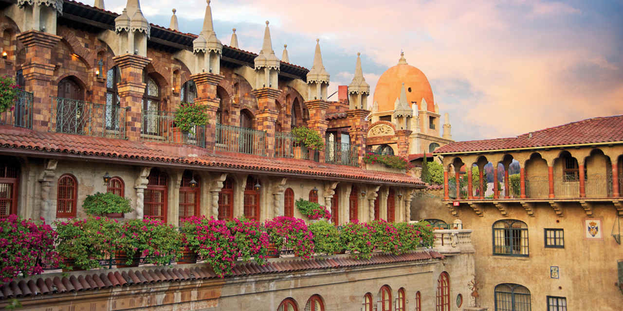 Mission Inn y Riverside