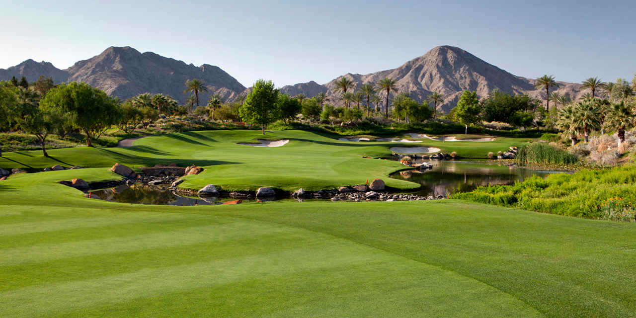 Il golf a Palm Springs