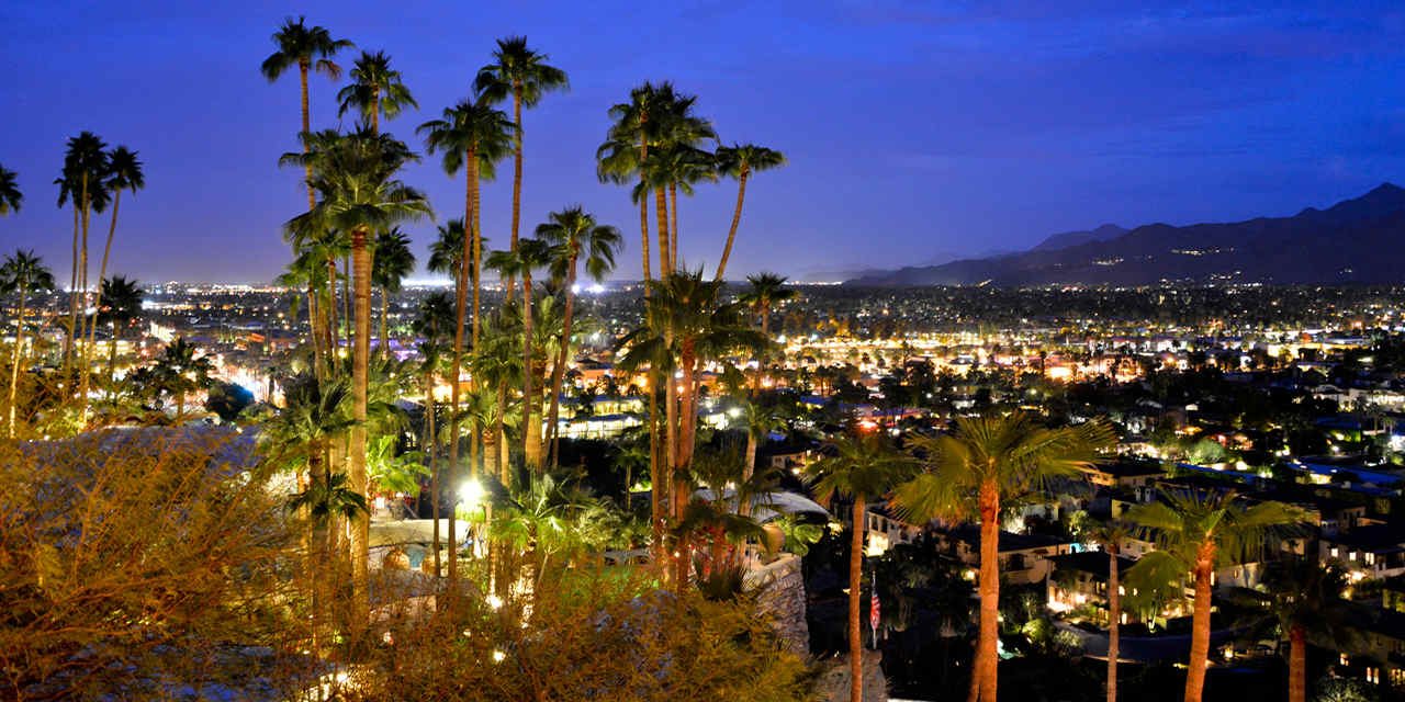 PALM SPRINGS NIGHTLIFE