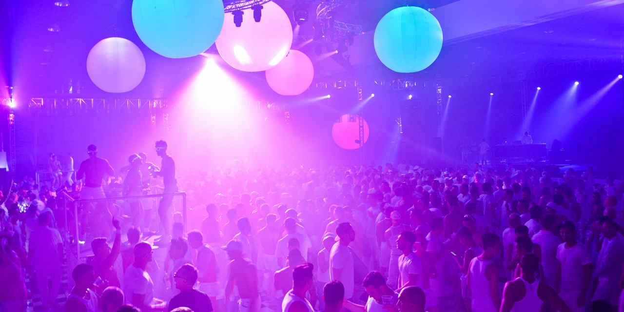 棕榈泉 LGBT 聚集地