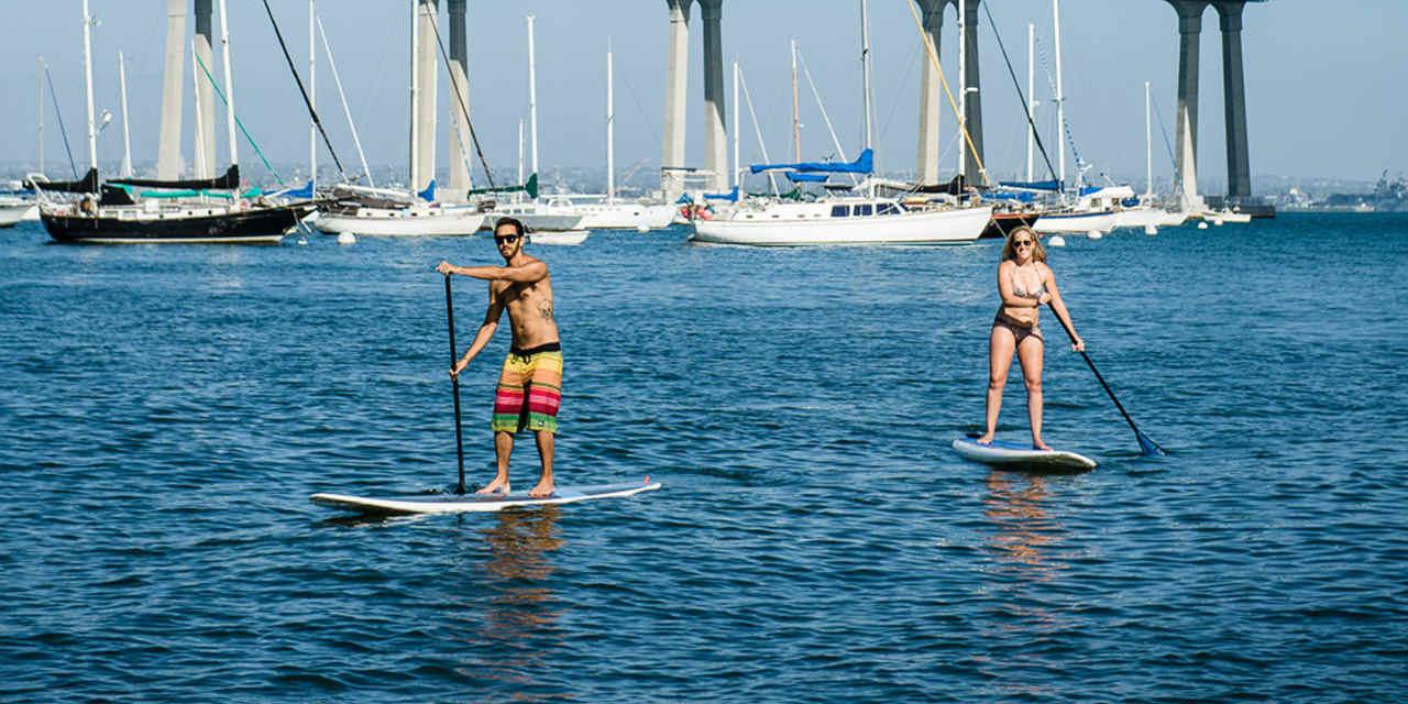 Mission & San Diego Bays