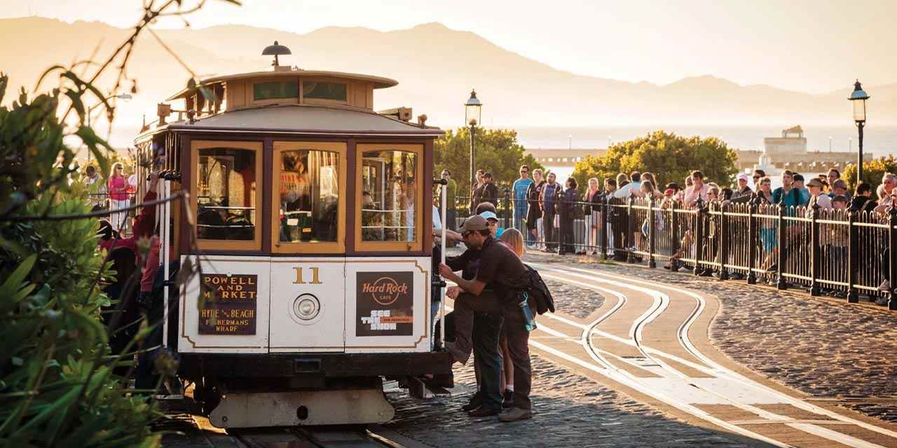 Cable car: i tram di San Francisco