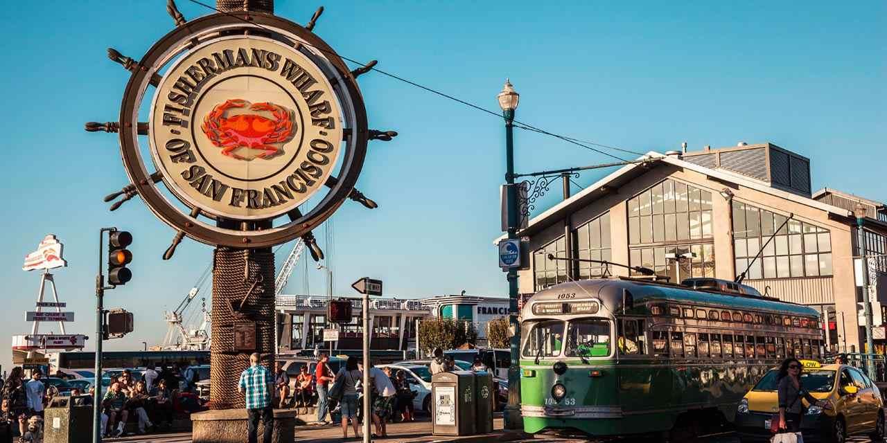 Fisherman's Wharf (Cais dos Pescadores)