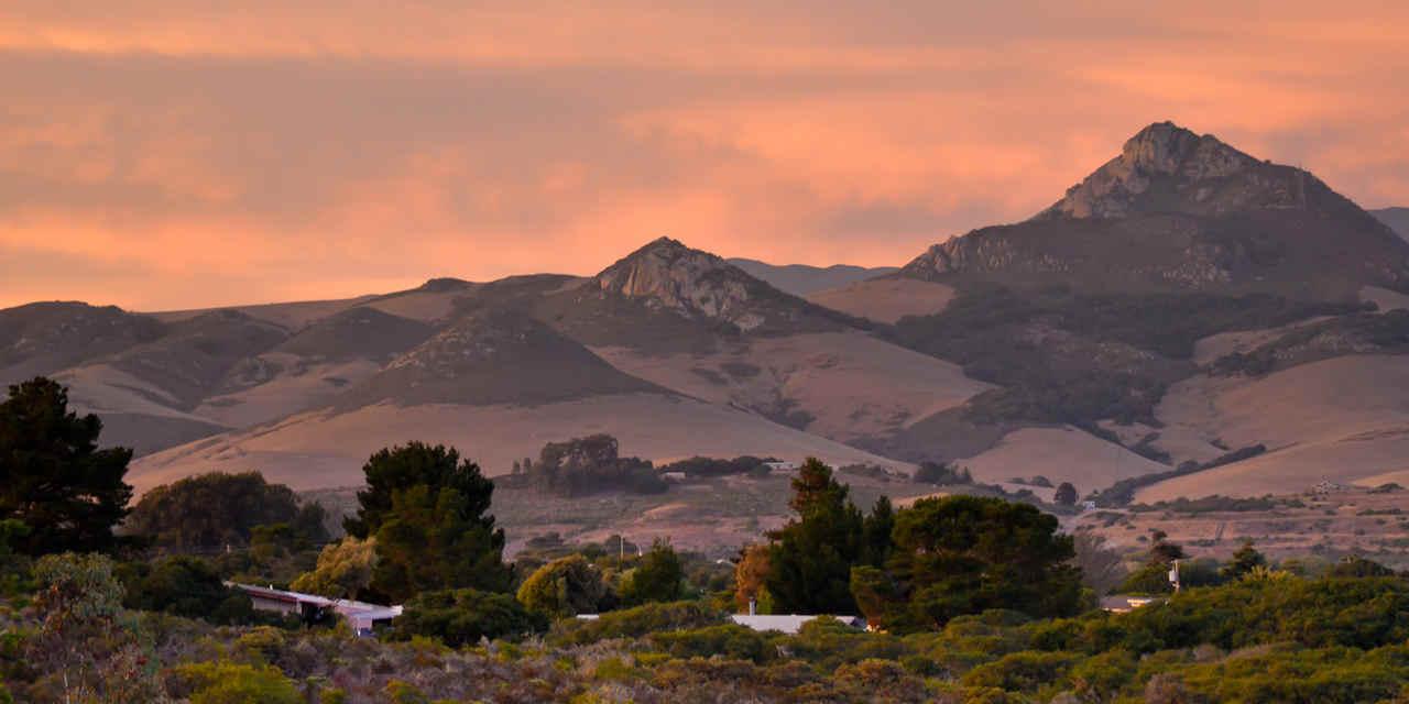 Destaque: San Luis Obispo County