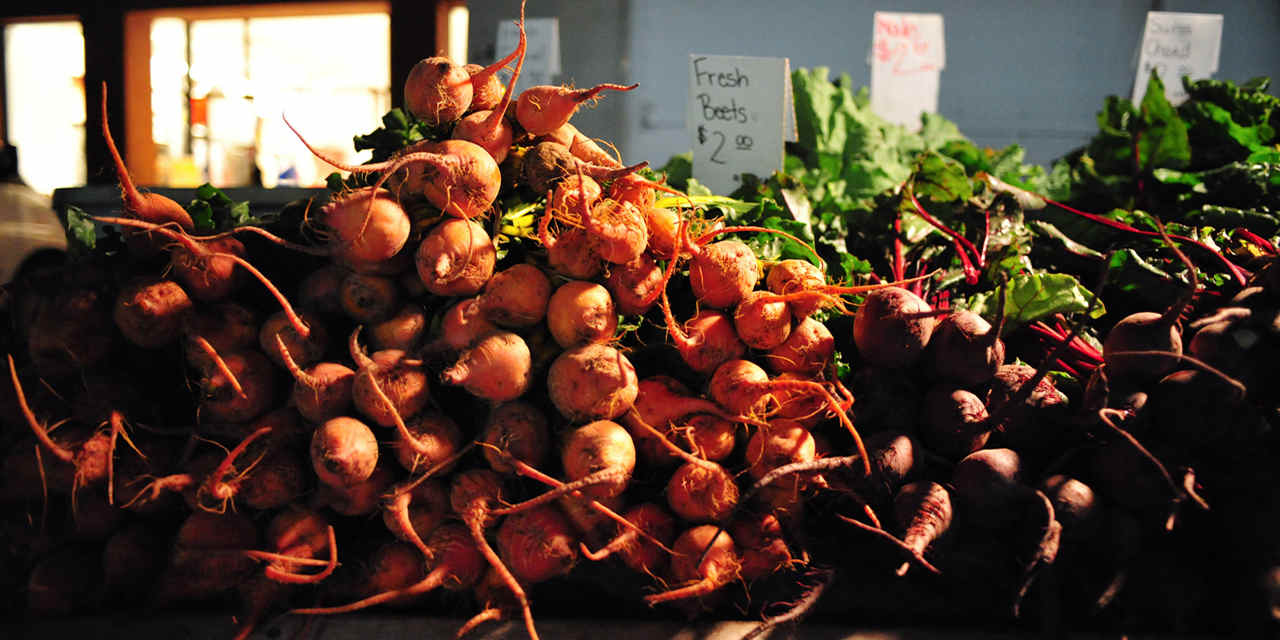 Farmers' Markets in San Luis Obispo County