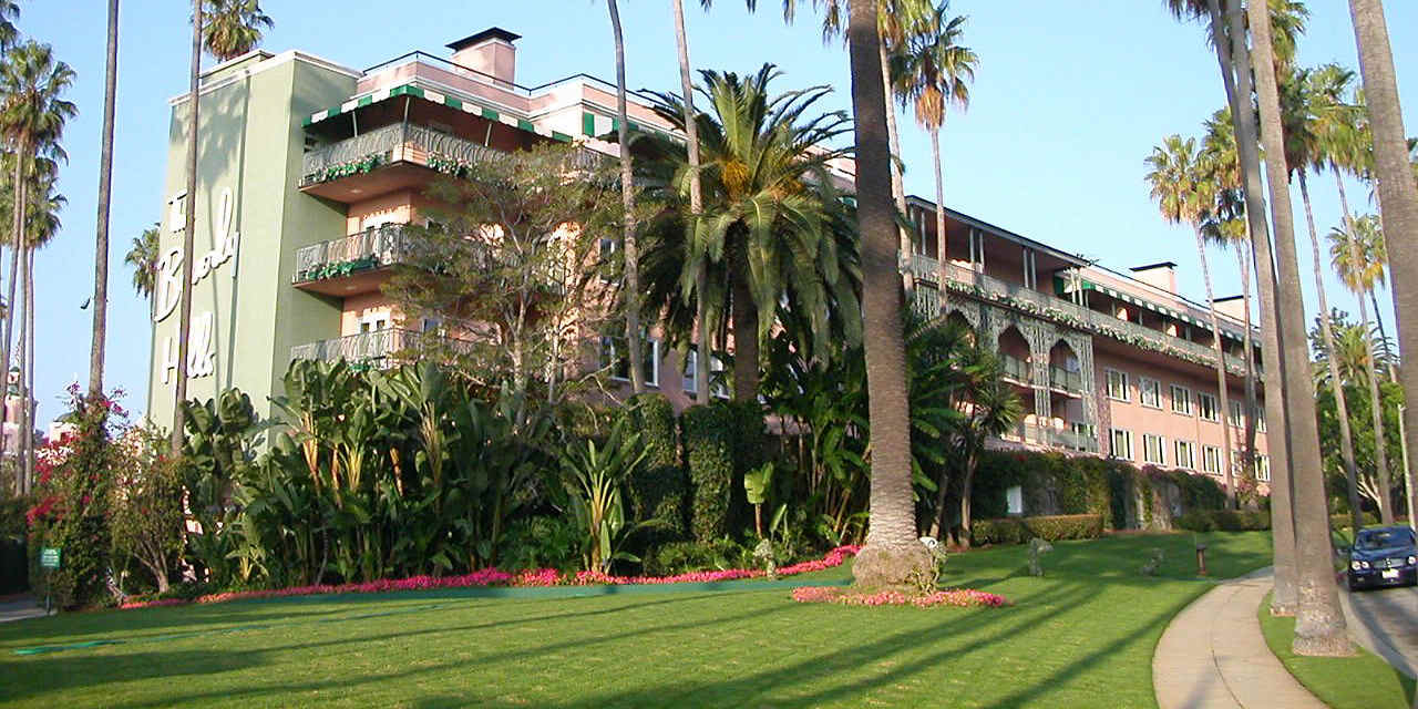 ビバリーヒルズホテル