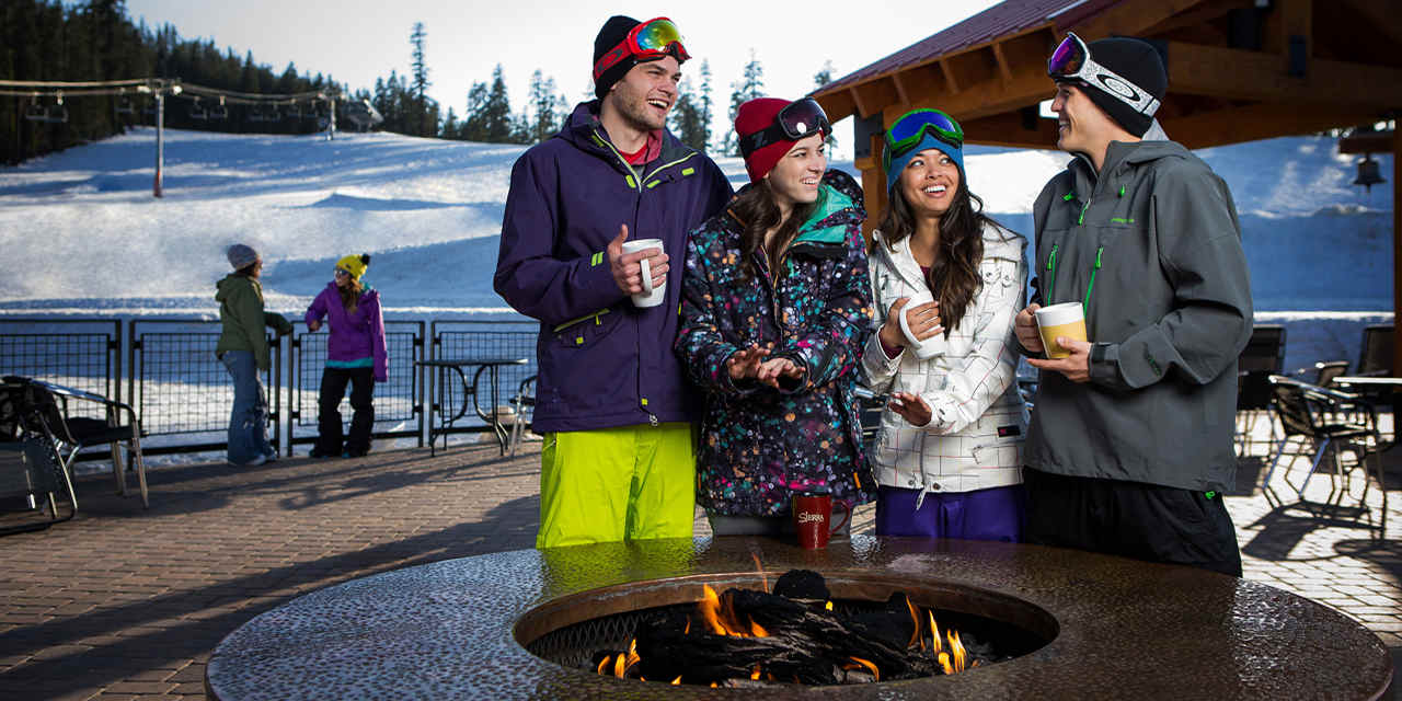 Aprés Ski at Smaller Lake Tahoe Resorts