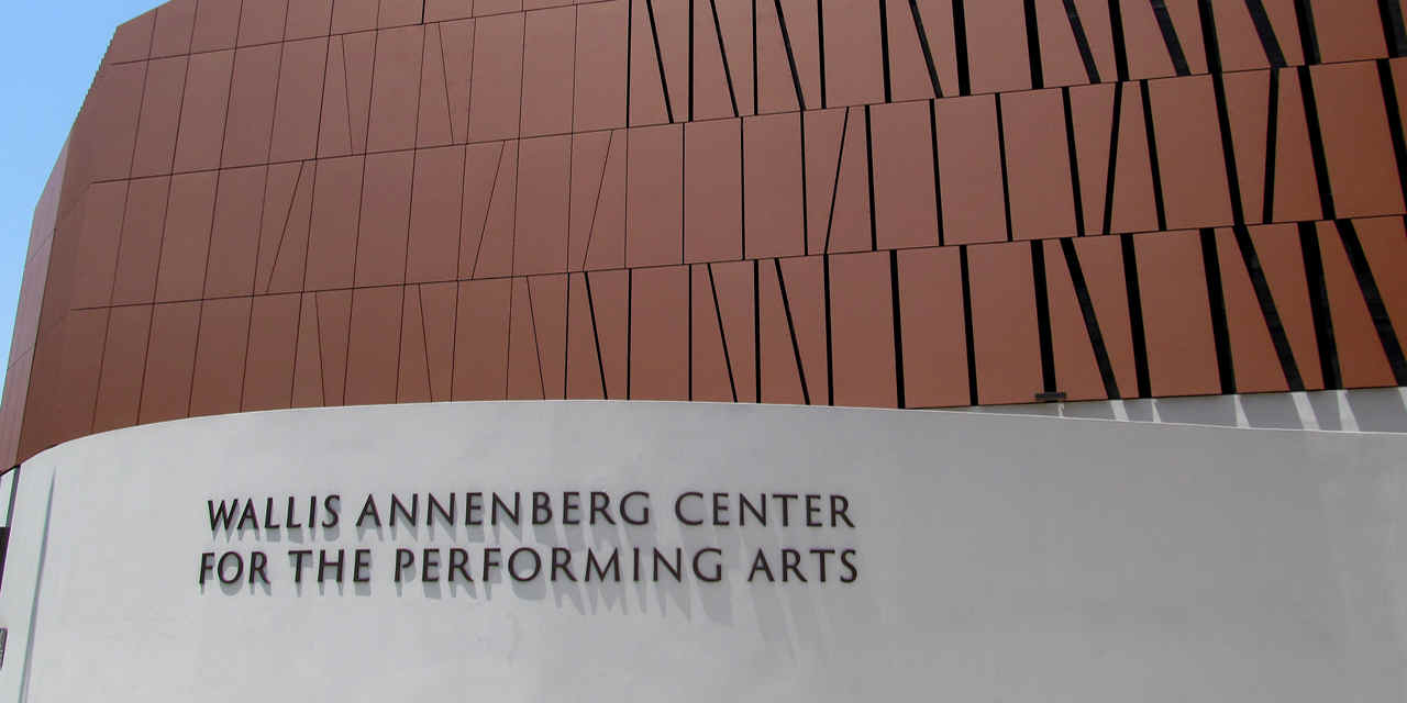 Wallis Annenberg Centre for the Performing Arts