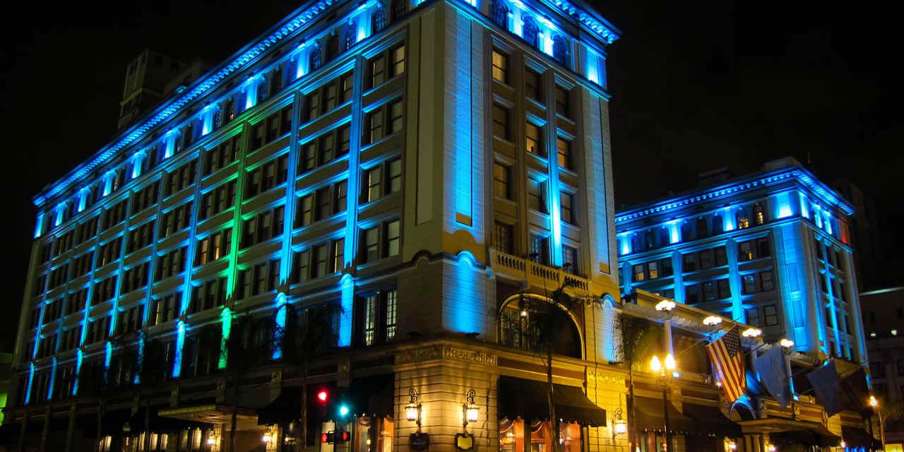 美国格兰特酒店 (U.S. Grant Hotel)
