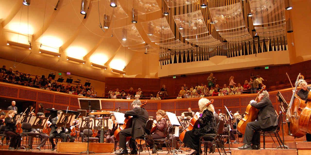 Louise M. Davies Symphony Hall | Visit California