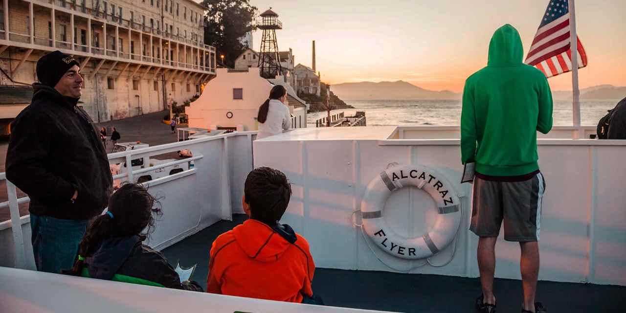 Alcatraz: Visitas nocturnas especiales