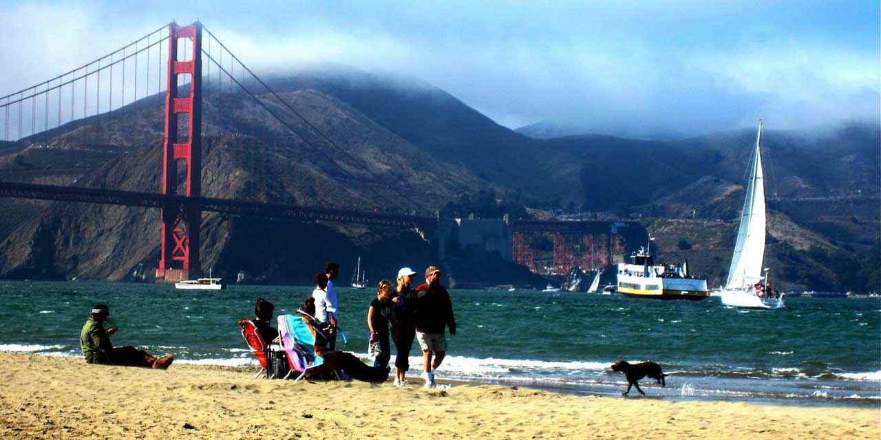 Discover the San Francisco Bay Area