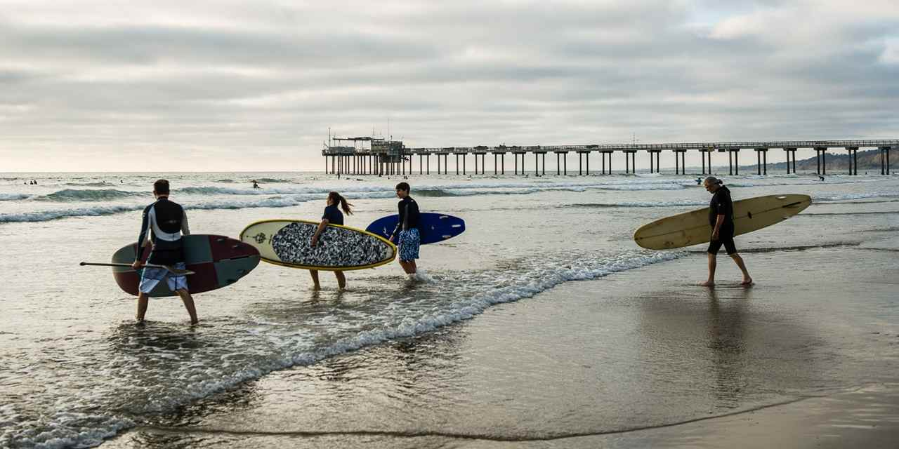 San Diego Surfing & Surf Culture