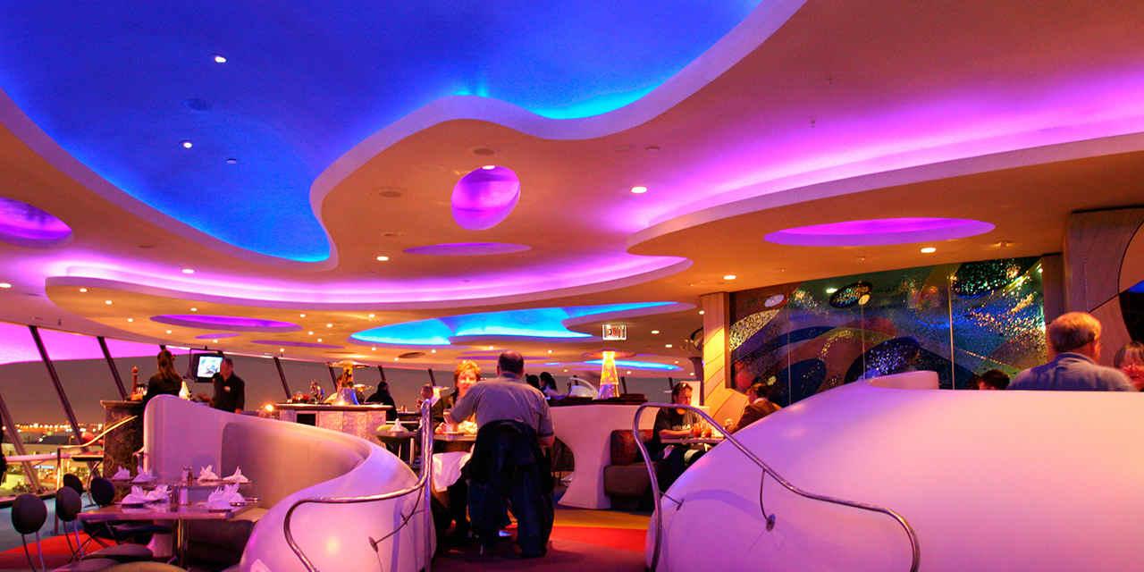 캘리포니아 최고의 공항 식당