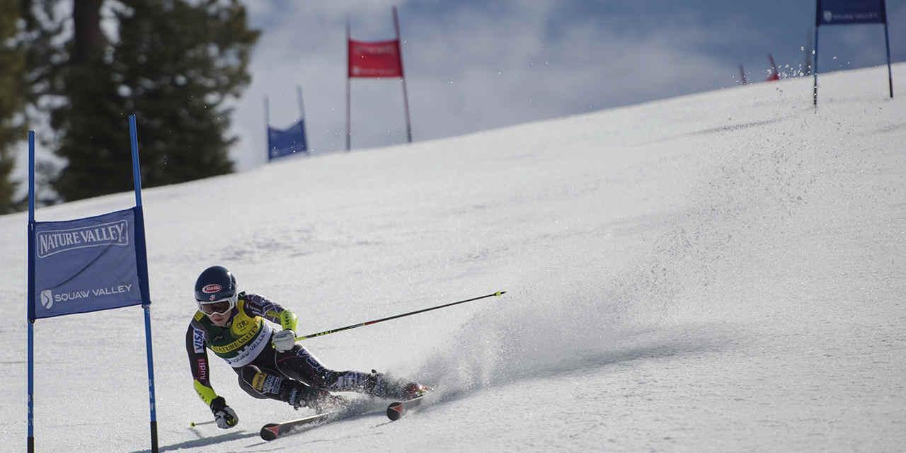 스쿼 밸리에서 열리는 아우디 FIS 스키 월드컵