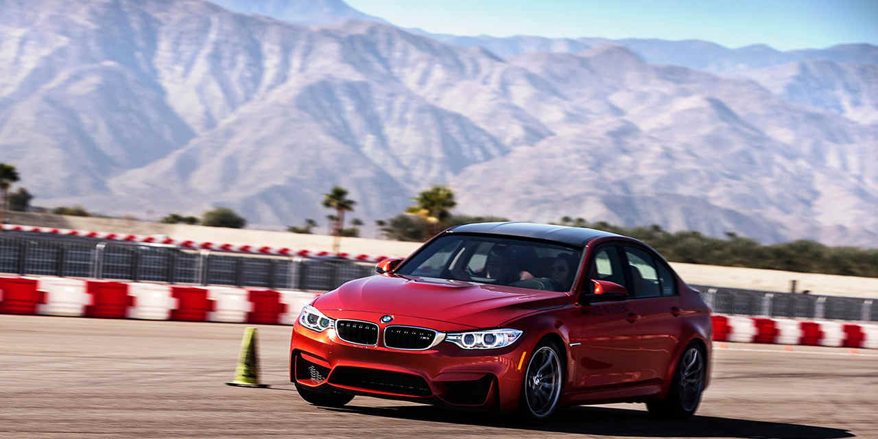 BMW 퍼포먼스 드라이빙 스쿨