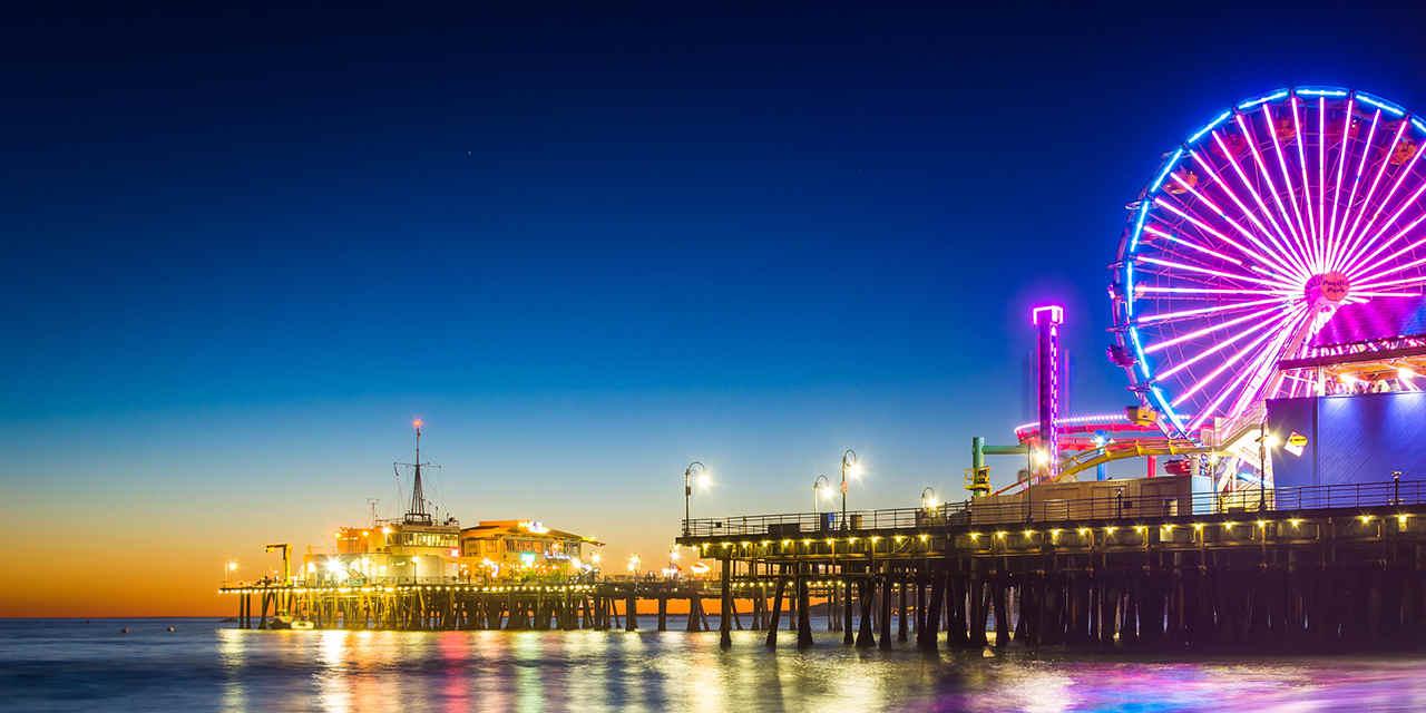 캘리포니아 최고의 피어(Pier) 8선