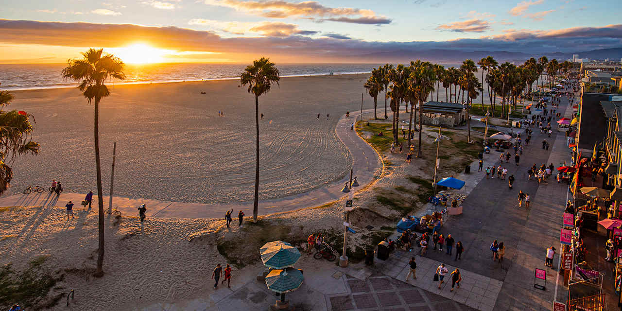 5 choses incroyables à faire à Venice Beach