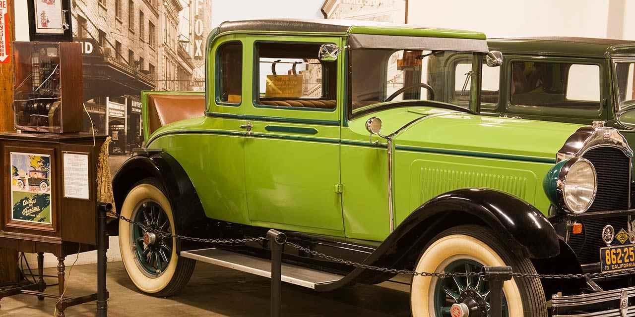 캘리포니아 자동차 박물관
