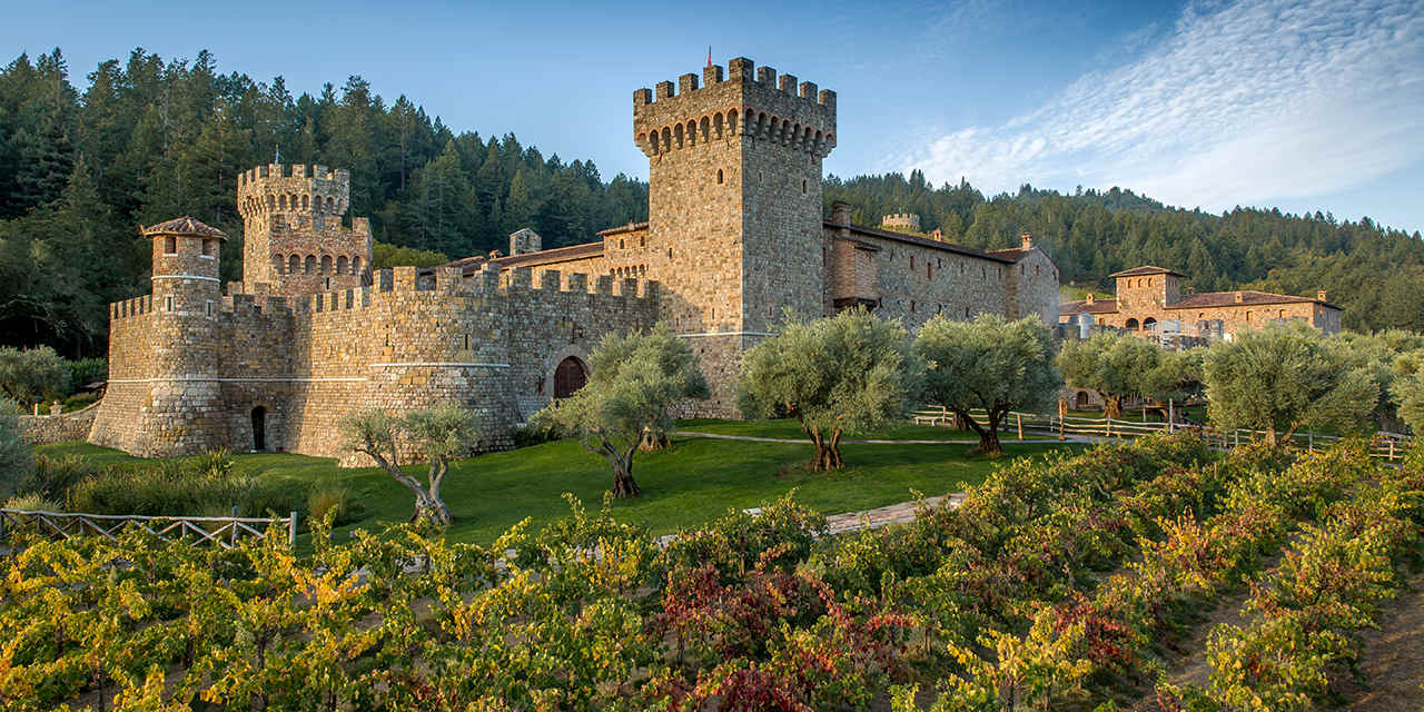 California Castles