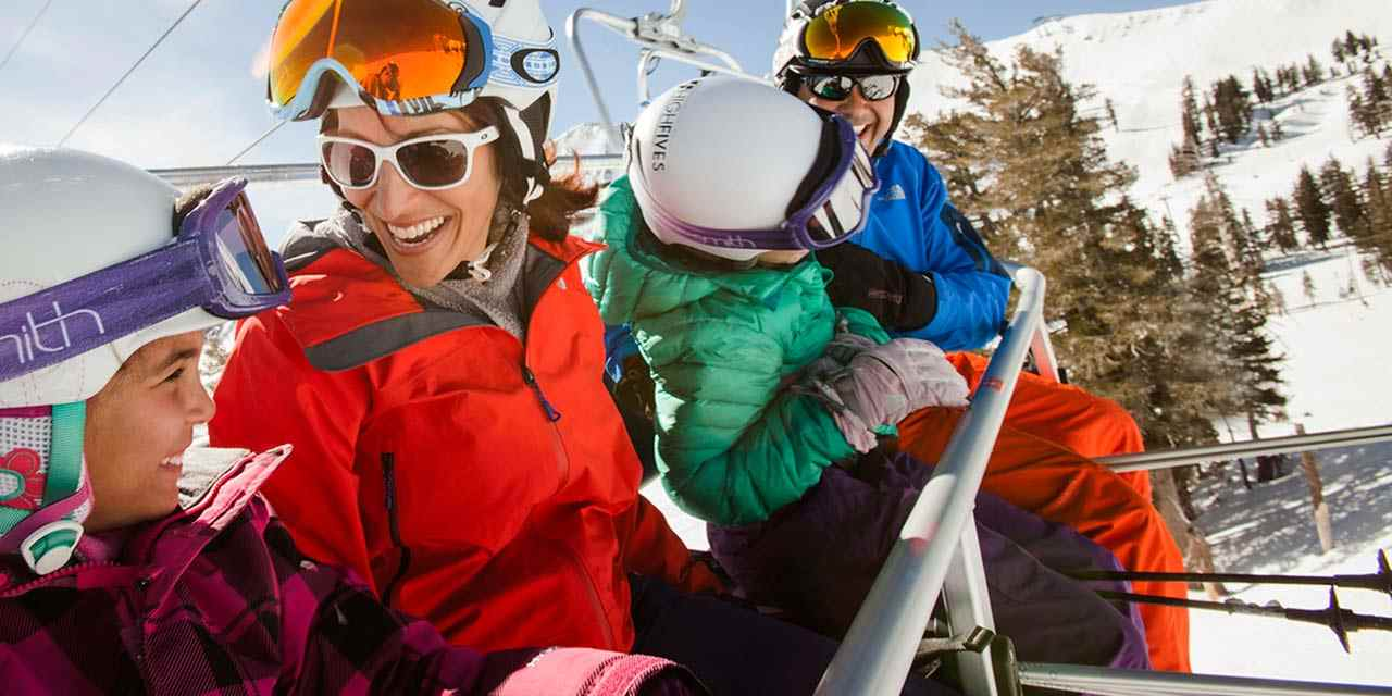7 Reasons Why Families Love Skiing In California