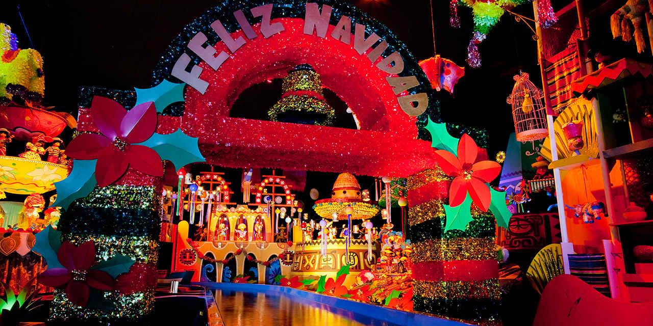 Vacaciones decembrinas en Magic Kingdom