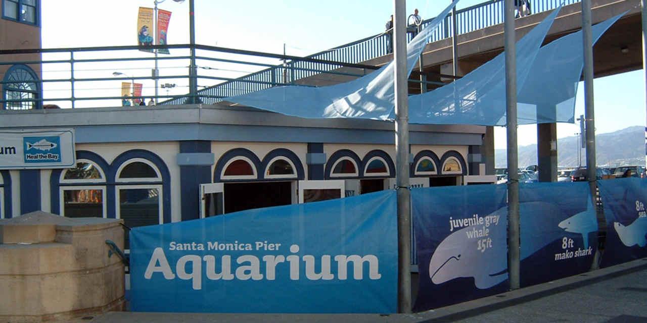 サンタモニカ・ピア水族館