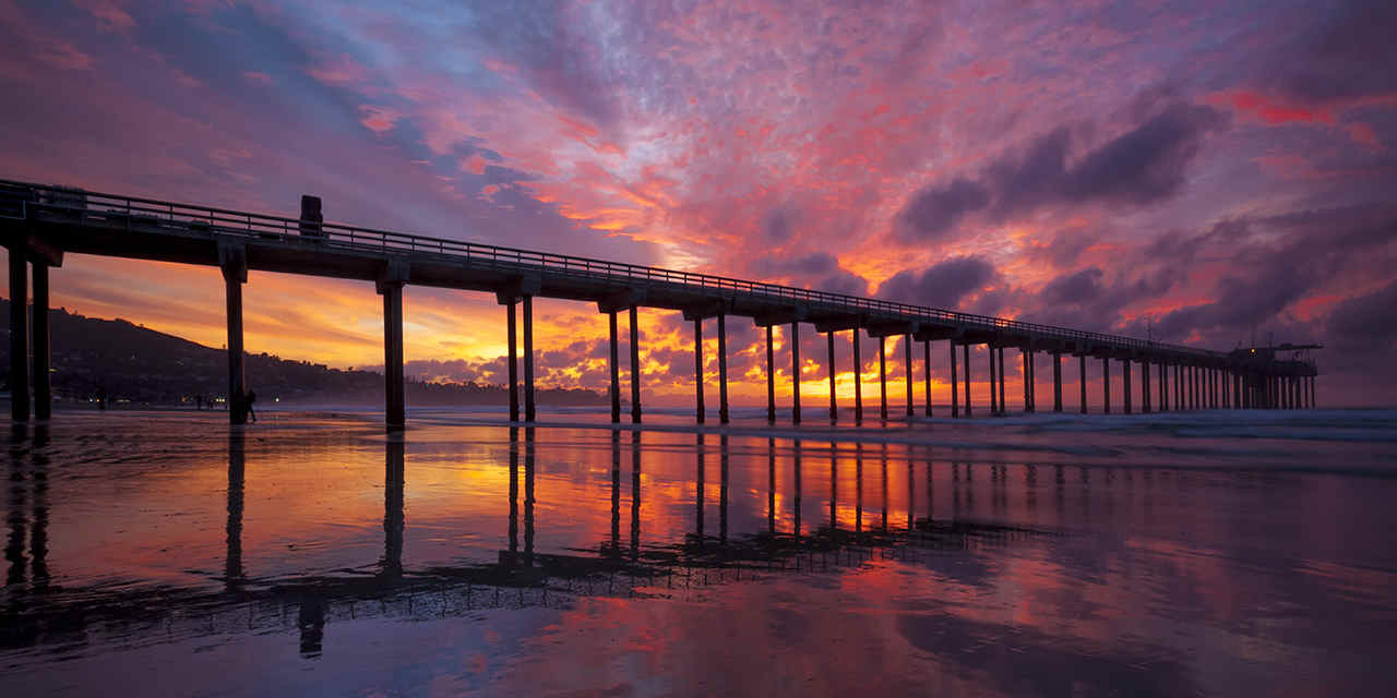Where to Watch a La Jolla Sunset