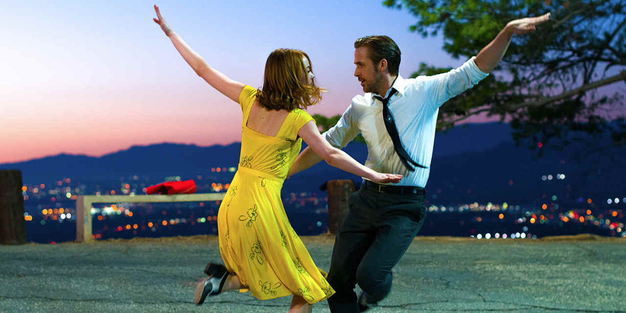 Create Your Own La La Land Tour