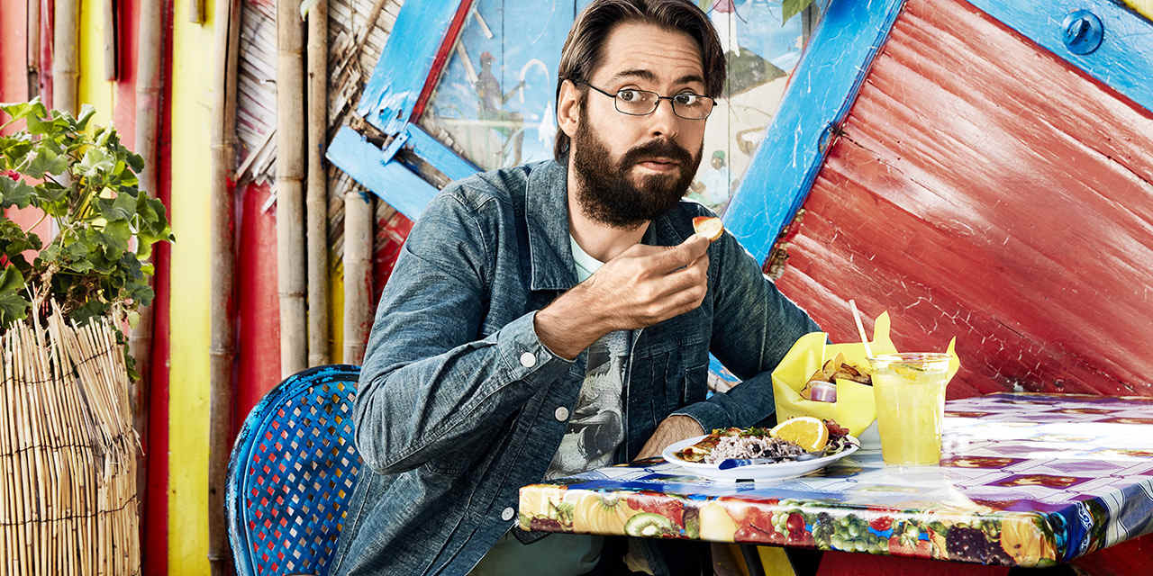 The California Questionnaire: Martin Starr