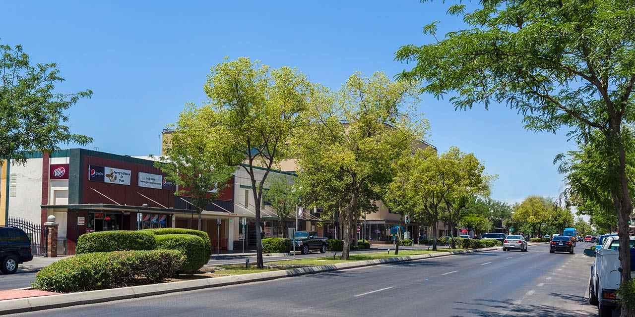 Das Noriega Hotel in Bakersfield