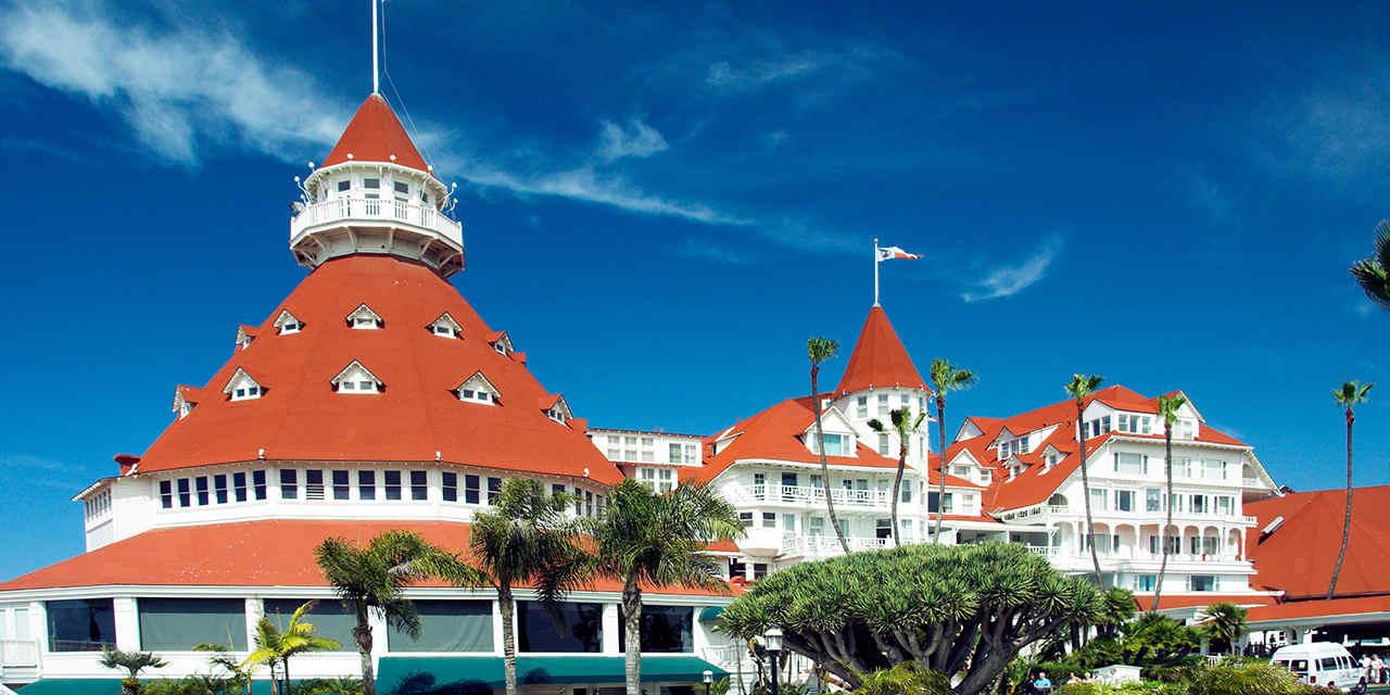 Marilyn Monroe's Hotel del Coronado
