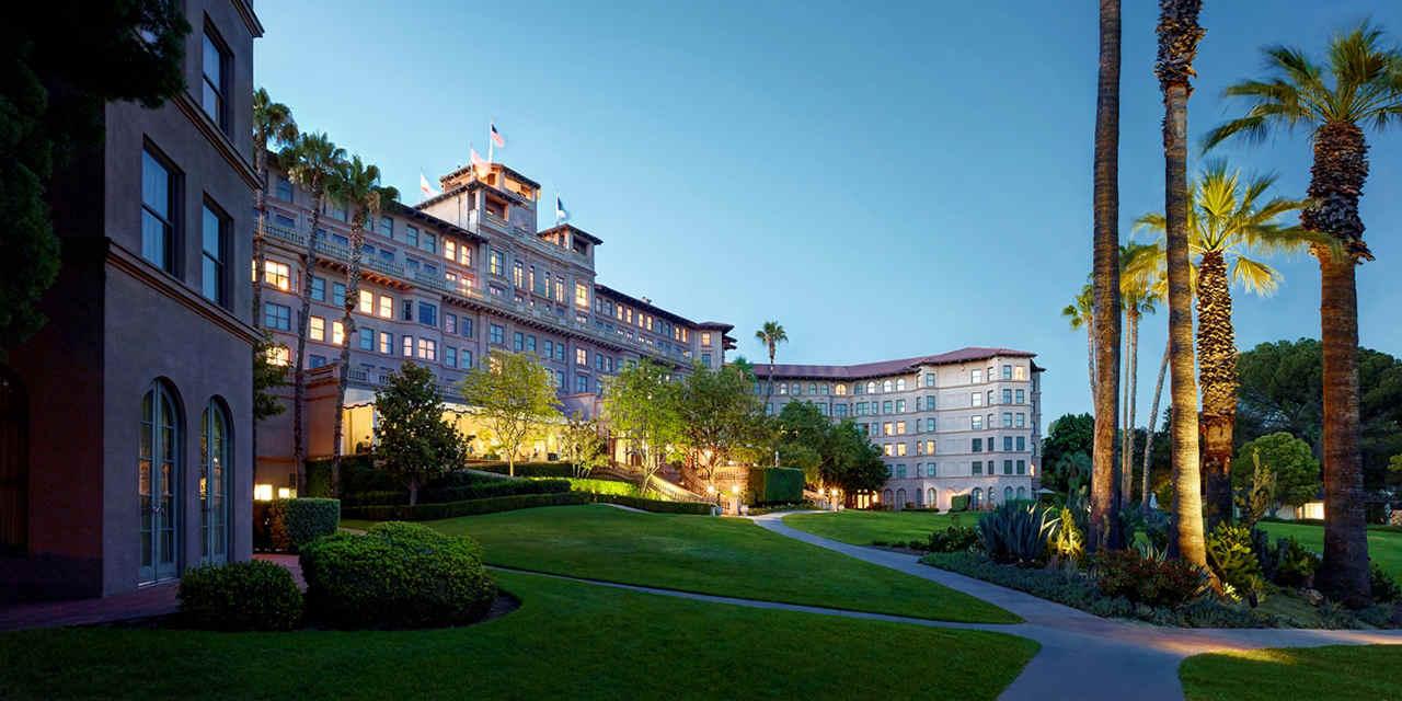 7 Oscar-Worthy California Hotels