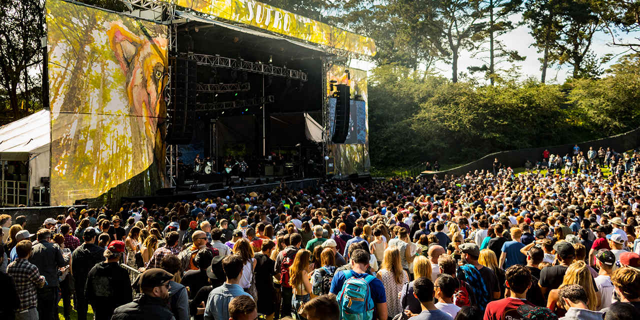 Outside Lands Music & Arts Fest
