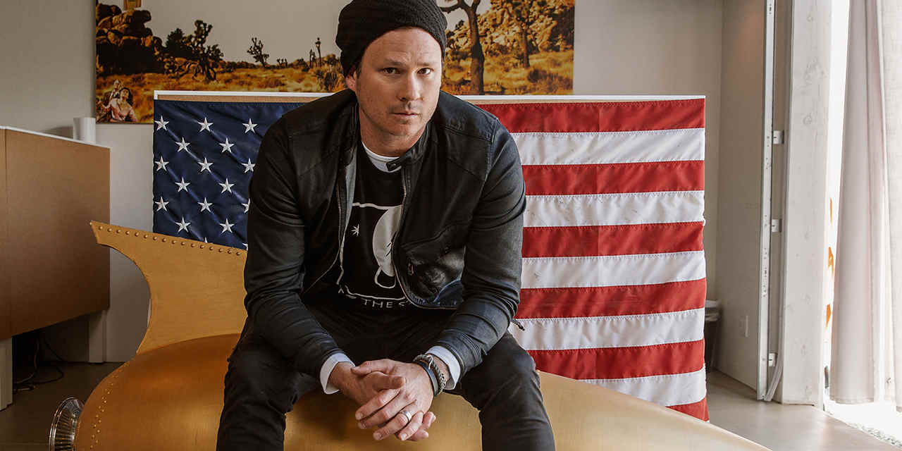 California Questionnaire: Tom DeLonge