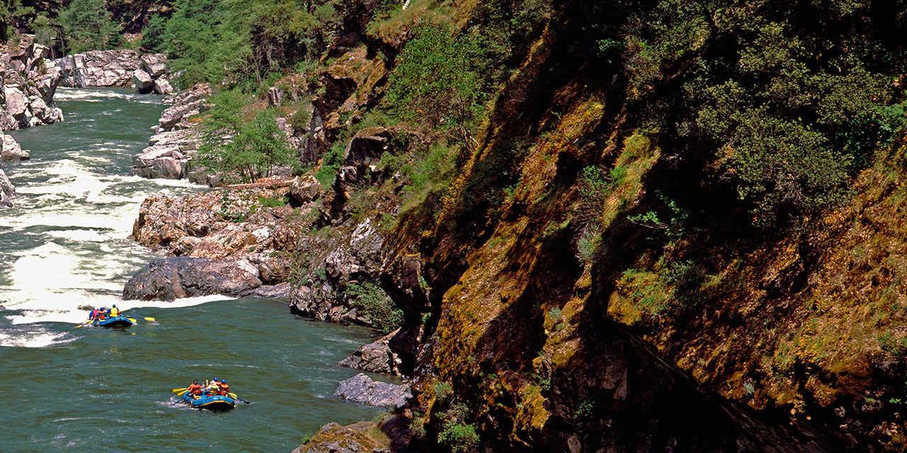 캘리포니아 새먼 강