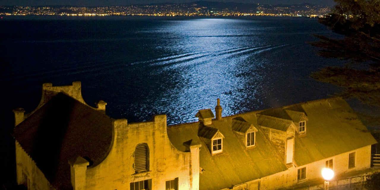 Visites spéciales d'Alcatraz