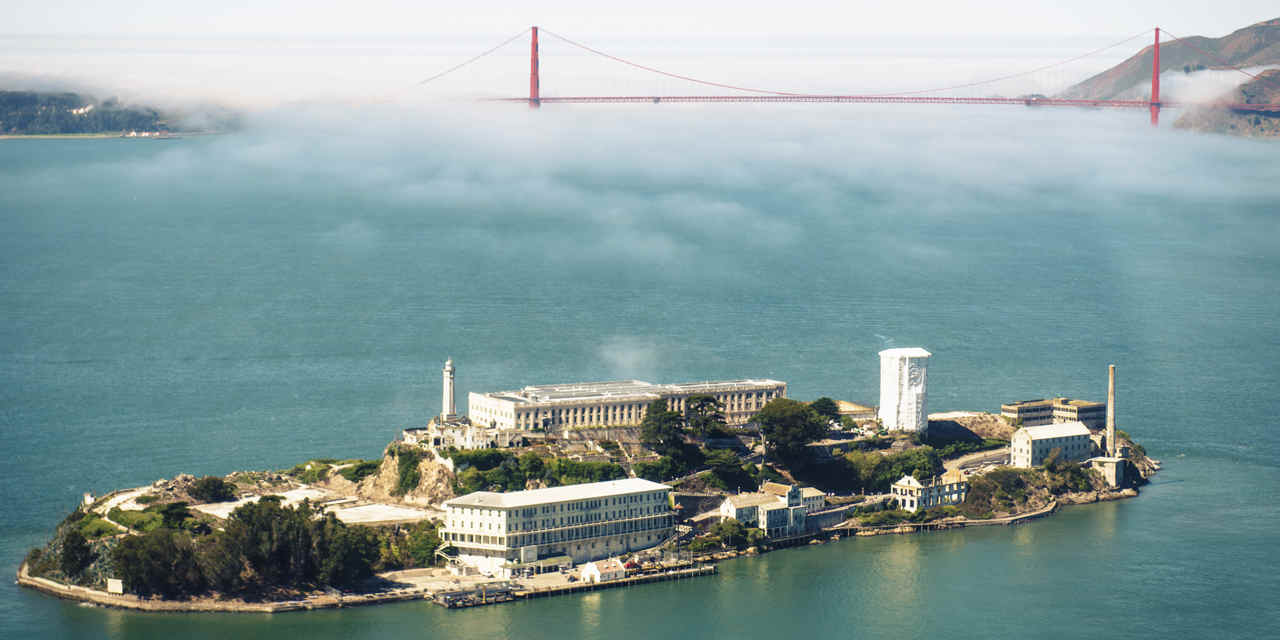 En vedette: Alcatraz