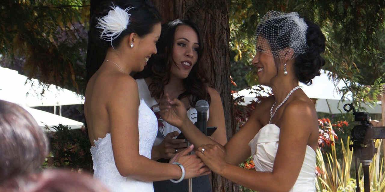 Orte zum Heiraten für LGBT-Paare