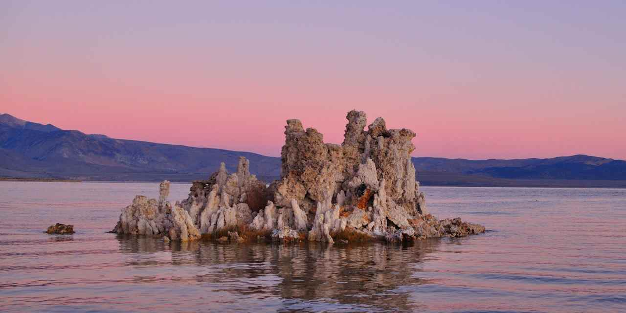 MONO LAKE TUFA STATE NATURAL RESERVE