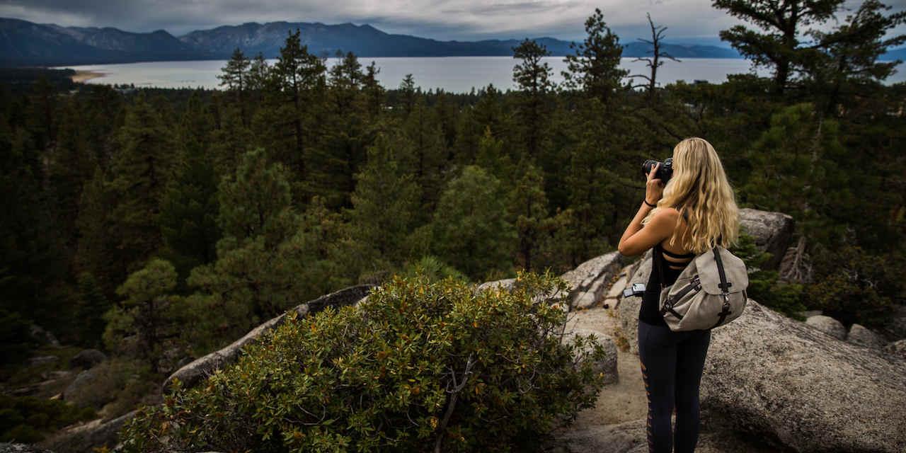 Caminhadas no Lake Tahoe