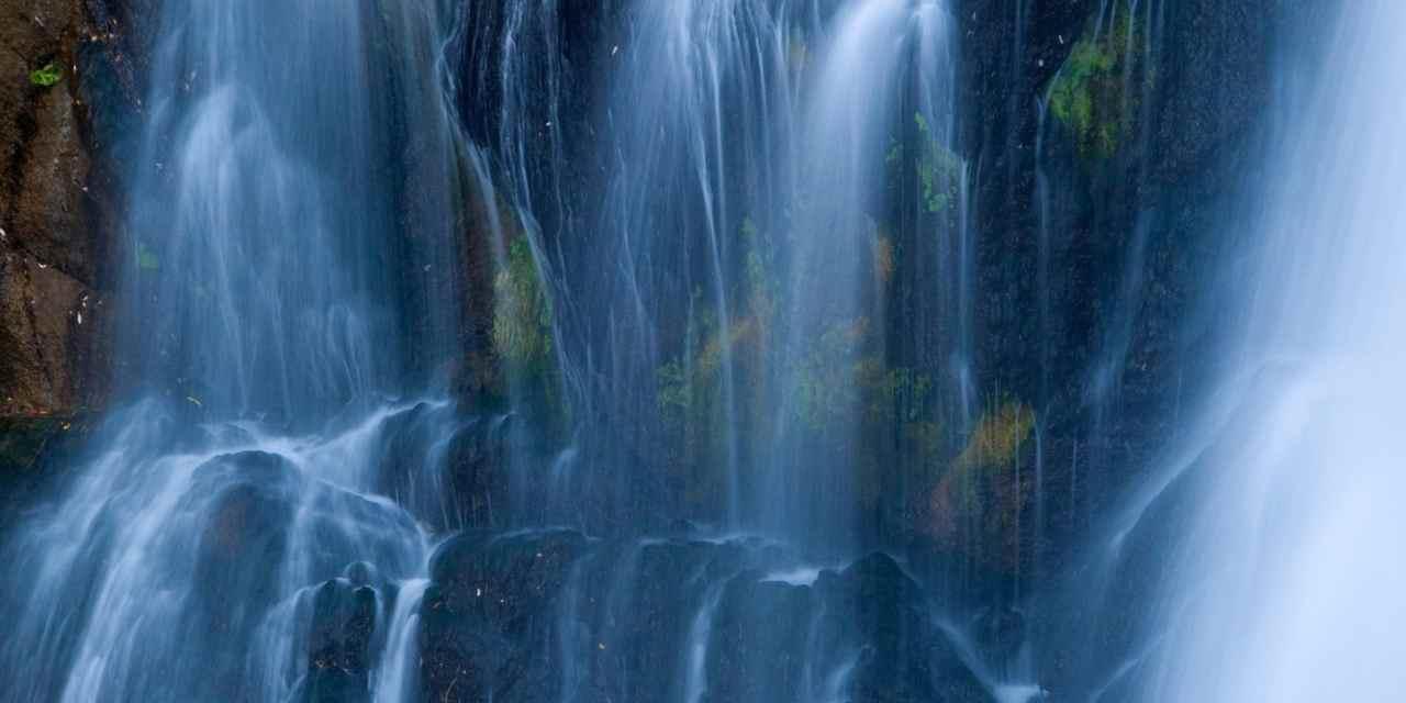 ミルクリーク滝