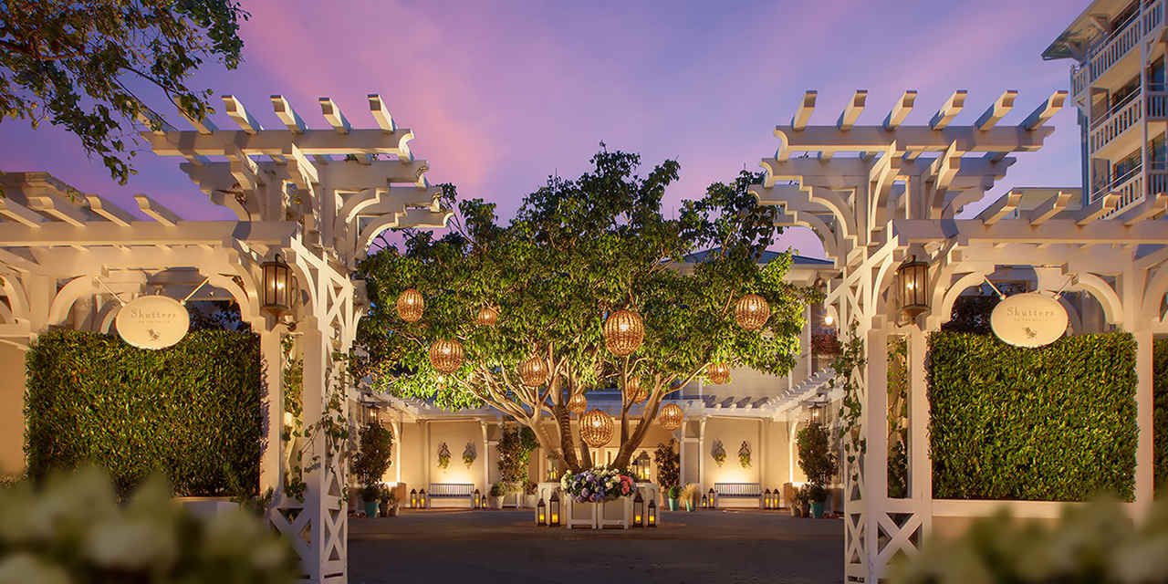 Santa Monica Luxury Resorts