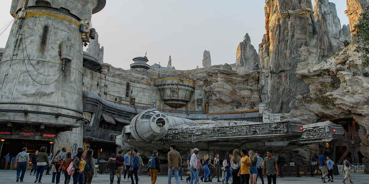 DIY Star Wars Experiences in California