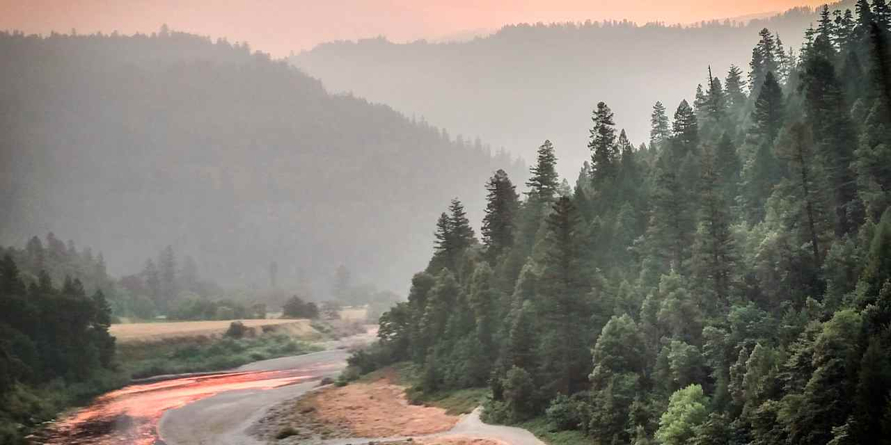 The Bigfoot Scenic Byway