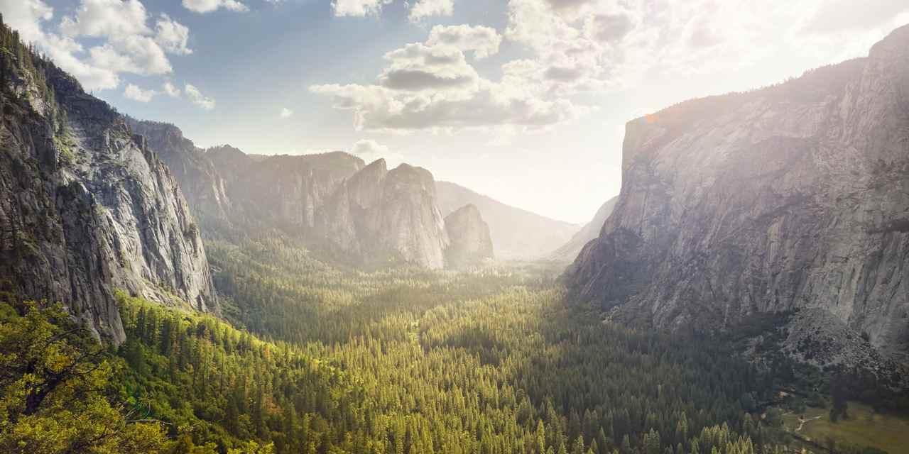 Vale de Yosemite
