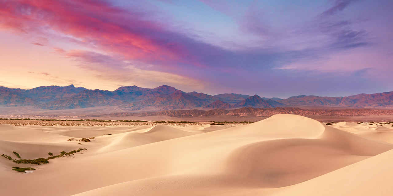 A faire dans Death Valley National Park